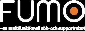 logotyp med byline