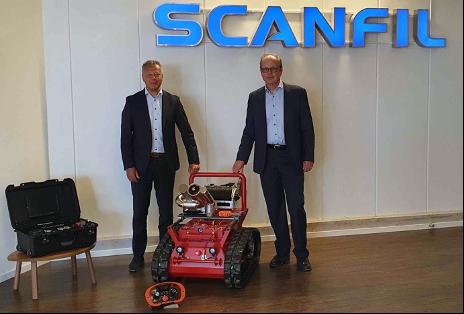 Ägare Scanfil och Realisator